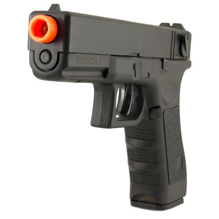 Pistola Arma de Airsoft AEP Elétrica Cyma CM 030 Glock 18C