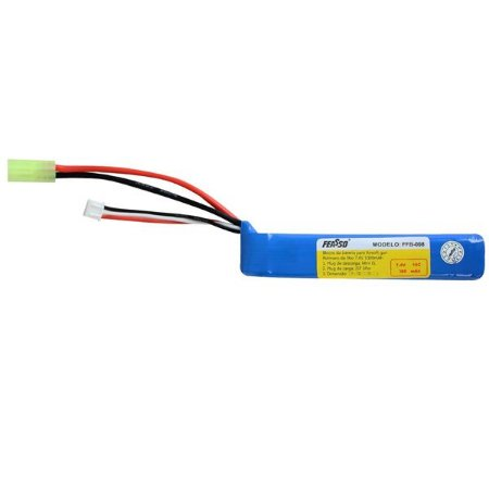 Bateria Feasso Li-Po FFB-008 (15C) 7.4V 900mAh