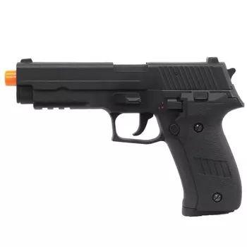 Pistola Arma de Airsoft AEP Elétrica Cyma CM 122 Sig Sauer P226