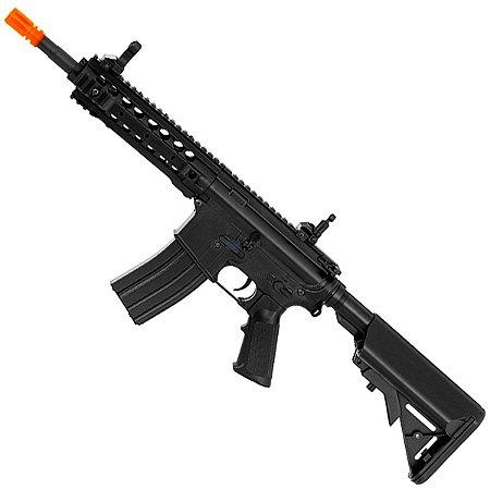Fuzil Rifle Arma de Airsoft Elétrica Cyma CM 516