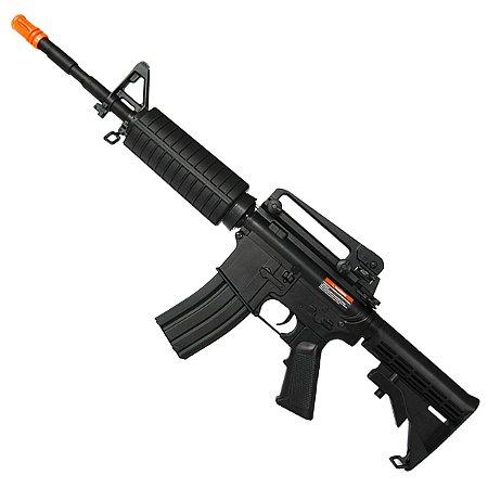 Fuzil Rifle Arma de Airsoft Elétrica Cyma CM 503 M4A1 Carbine