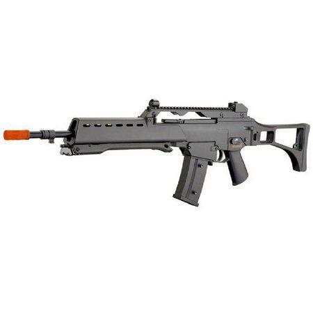 Fuzil Rifle Arma de Airsoft Elétrica JG Works G36 G608-4