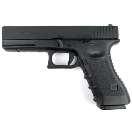 Pistola Airsoft GBB Gas Blowback WE Glock G17 Gen3 Preto