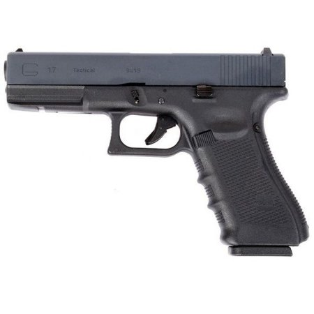 Pistola Airsoft GBB Gas Blowback WE Glock G17 Gen4 Preto
