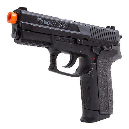 Pistola Airsoft Spring Sig Sauer SP 2022