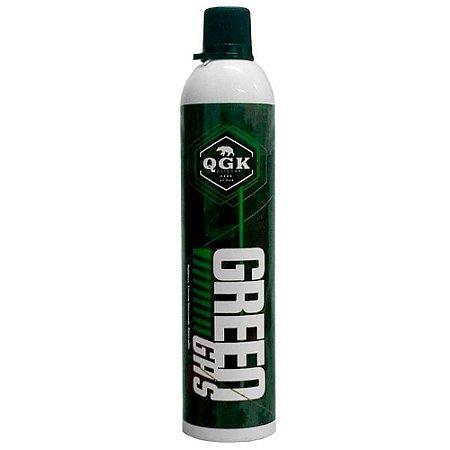 Green Gás QGK para Pistolas GBB