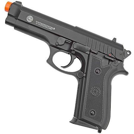 Pistola Airsoft Spring Taurus PT 92 Slide Metal