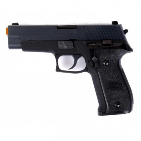 Pistola Airsoft GBB Gas Blowback WE Sig Sauer P228 Preto