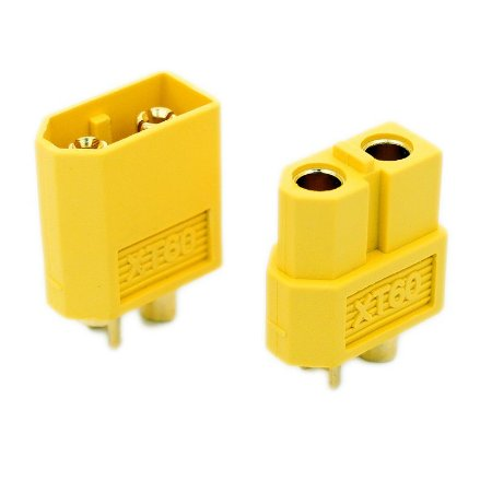 Kit Conector XT 60 Gearbox V2 V3