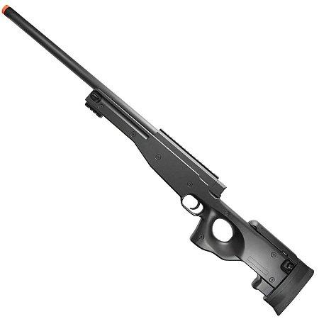 Sniper Rifle Arma de Airsoft Spring Double Eagle L96 M59A