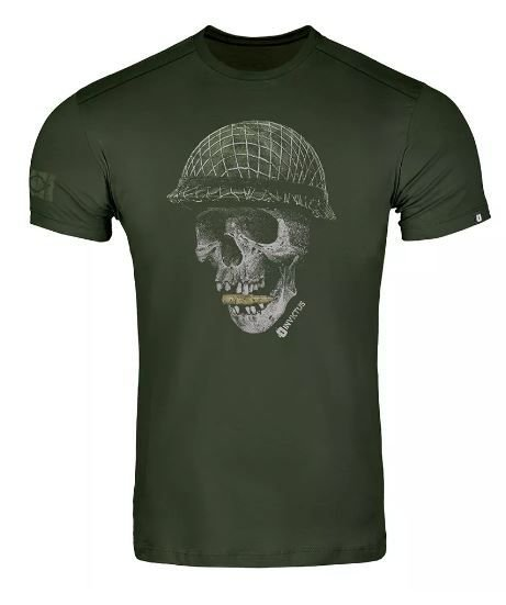 T-shirt Invictus Concept Hungry