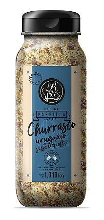 Sal de Parrilla para Churrasco com Salsa Criolla - 1kg