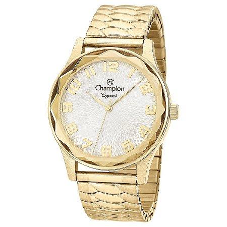 Relógio Feminino Champion com Pulseira Elástica Cn27885H