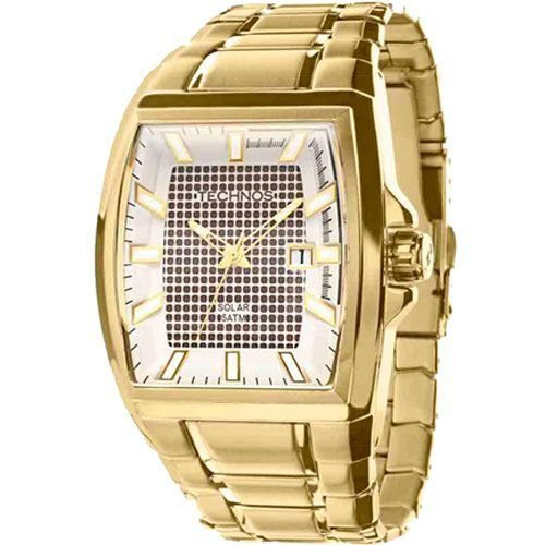 Relógio Technos Masculino Classic Solar As37Ac/4B