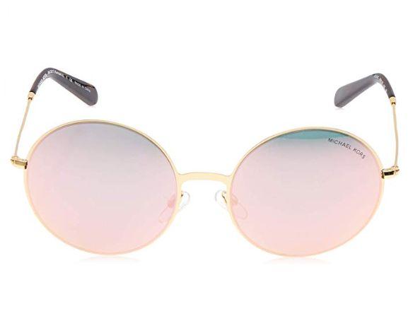 Óculos de Sol Michael Kors MK5017 - Espelhado Redondo