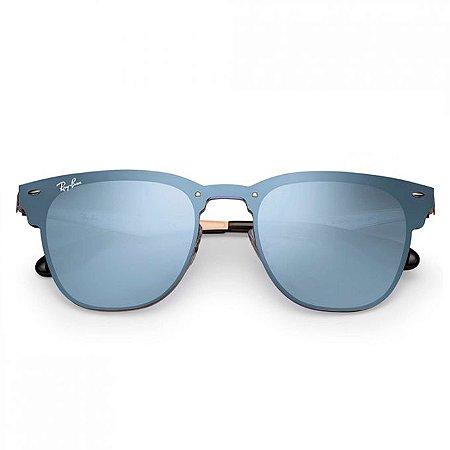 Óculos solar Ray Ban Blaze Clubmaster RB3576