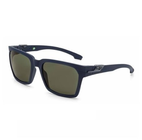 Óculos de Sol Mormaii Las Vegas M0057I3671 Azul Fosco Lentes Verdes G15