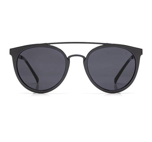 Óculos de Sol Mormaii Los Angeles M0062AEJ01 Preto Brilho Lentes Cinza