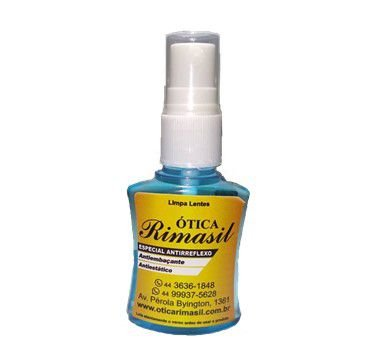 Spray Limpa Lentes