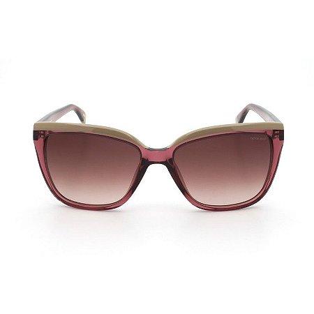 4e1a21763 Óculos de Sol Victor Hugo SH1712 01CK 55-17 - Ótica Rimasil - Óculos ...