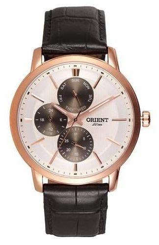 Relógio Masculino Orient Analógico Mrscm002 S1px