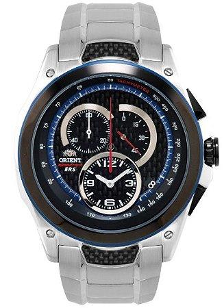 Relógio Orient Speed Tech Kt00001b Vidro Safira