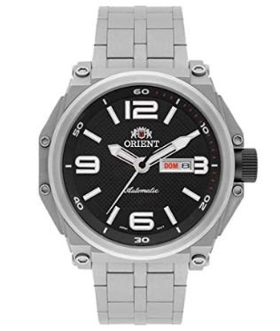 Relógio Orient Army Tech Titanium Troca Pulseiras 469ti004