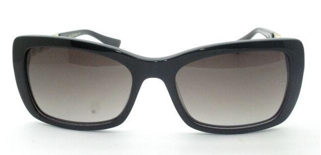 Óculos de Sol Ana Hickmann Preto com Dourado AH9226