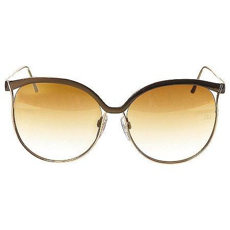 Óculos de Sol ANA HICKMANN Marrom Metamorfose AH3164