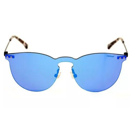 4e2108378a884 Colcci C0076 - Óculos De Sol Prata E Marrom  Azul Espelhado - Ótica ...