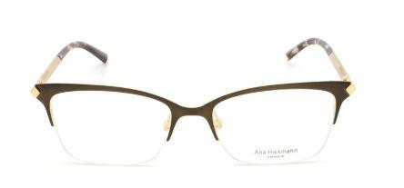 Armação de Óculos Ana Hickmann AH1344 01A 51-17