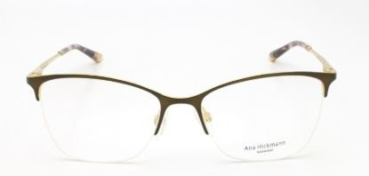 Armação de Óculos Ana Hickmann AH1318 01AS 54-17