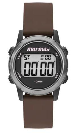 Relógio esportivo mormaii marrom