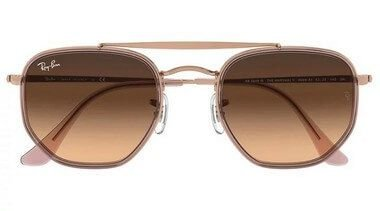 Ray-Ban Marshal II RB3648M 9069A5 52 - Bronze/Marrom Gradiente