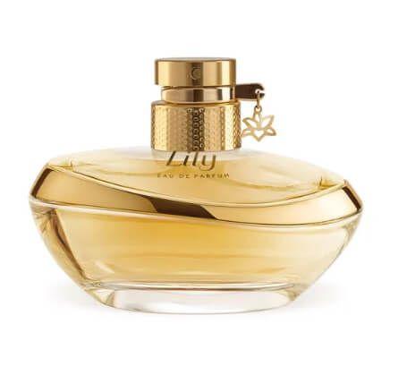 Lily Eau de Parfum Válvula, 75ml