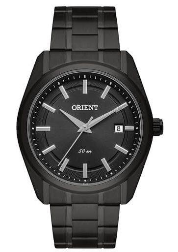 Relógio Orient Masculino Preto MYSS1008