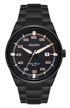 Relógio Orient Masculino Preto MPSS1009