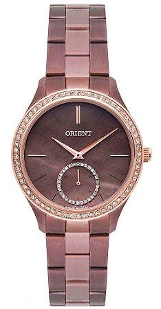 Relógio Orient Feminino Luxo FTSS0062