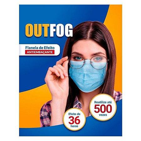 Flanela Antiembaçante OutFog