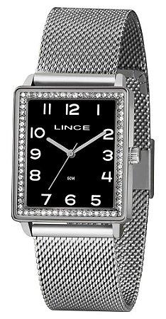 Relógio Lince Feminino Prata LQM4665L