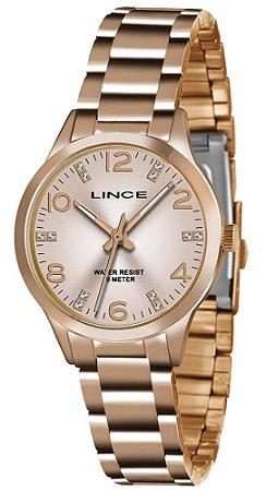 Relógio Lince Rosé Urban LRRH135L