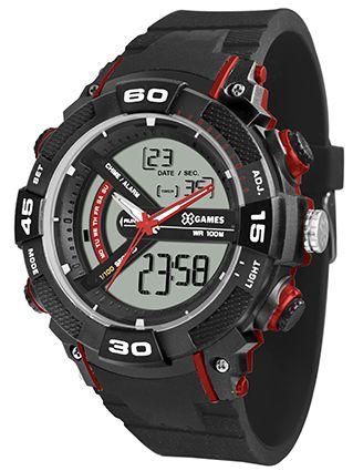 Relógio X-Games Xmppa276 Bxpx Esportivo Masculino Anadigi