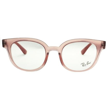 Óculos Ray Ban Vermelho Translúcido RB4324VL