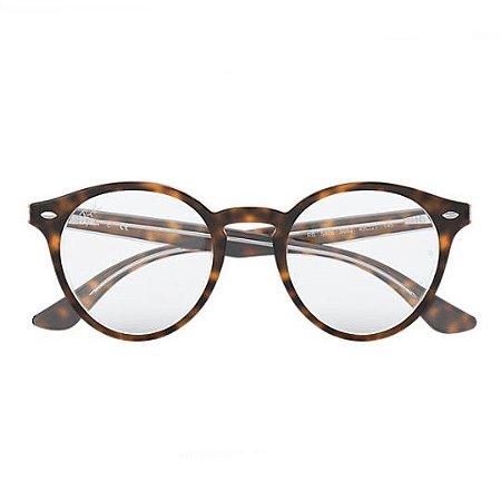 Óculos Ray Ban Redondo Tartaruga RB5376