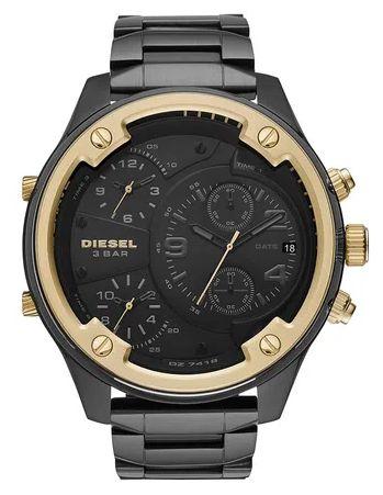 Relógio Diesel DZ7418/1PN Boltdown Preto