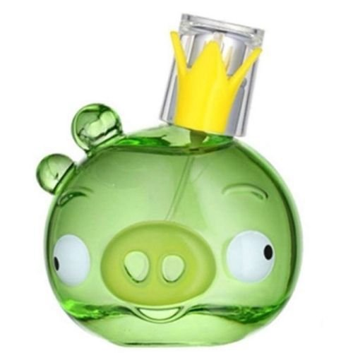 Perfume Angry Birds Verde EDT Infantil Unissex 50ml