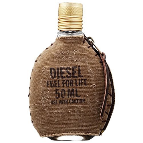 Perfume Diesel Fuel For Life EDT Masculino 75ml