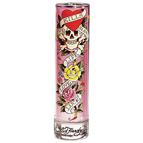 Perfume Ed Hardy for Women EDT Feminino 100ml