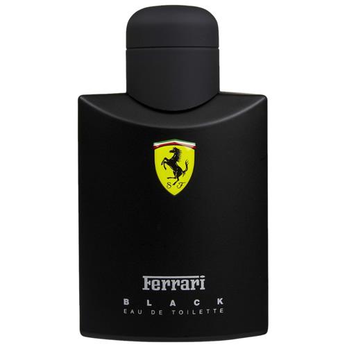 Perfume Ferrari Black EDT Masculino 125ml