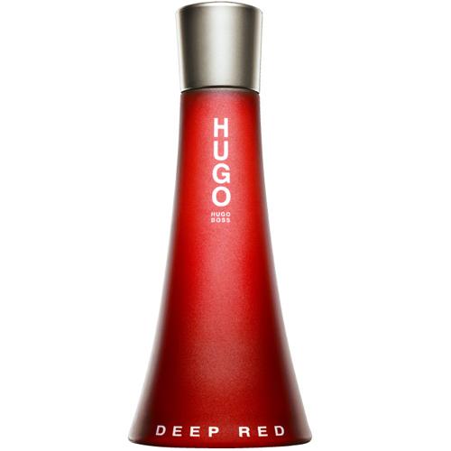 Perfume Hugo Boss Deep Red EDP Feminino 30ml
